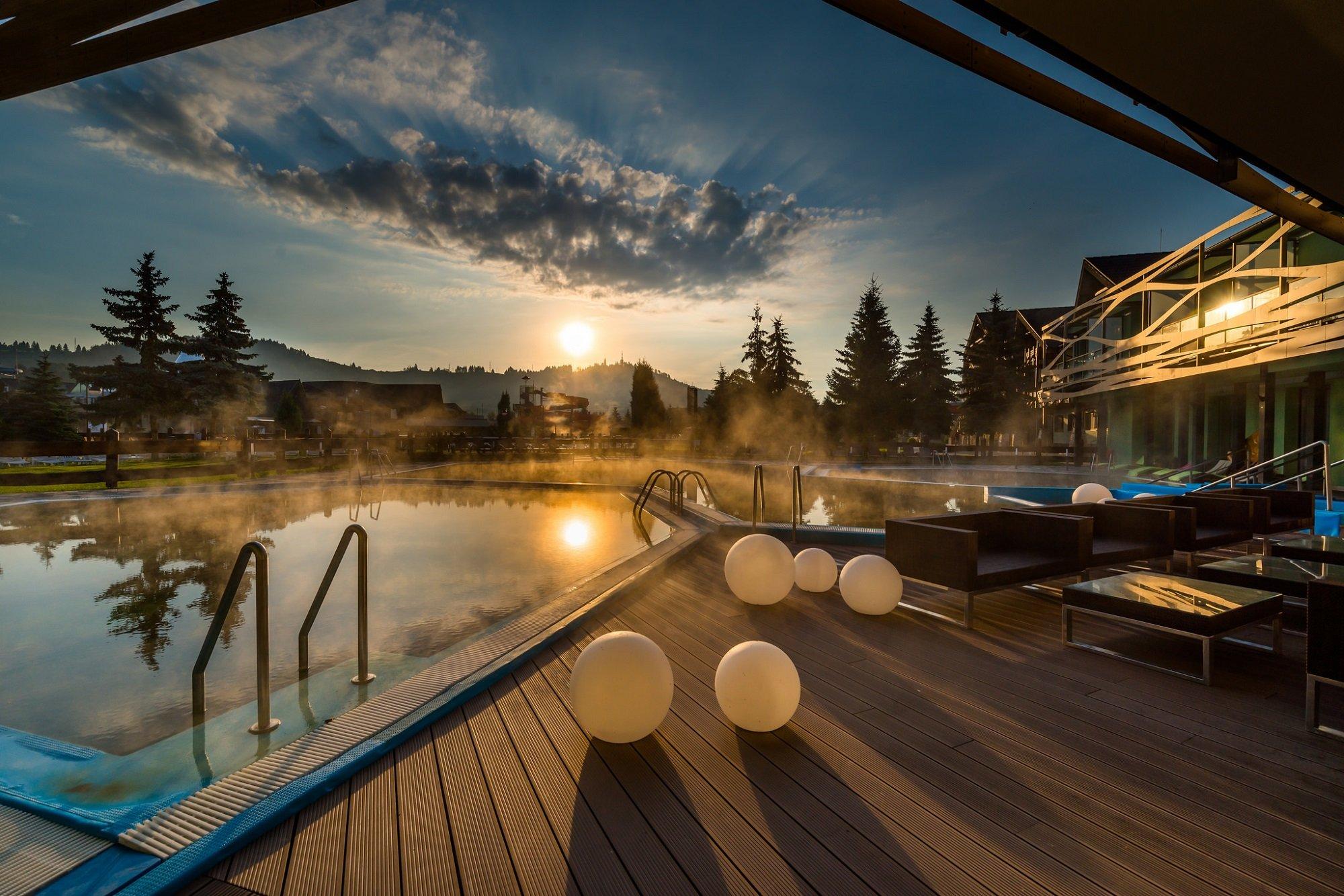 Bešeňová Hotel 03 bazen